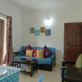 Laze- Living room