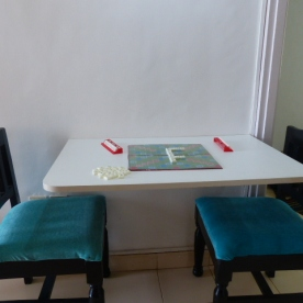 Lake view- game table