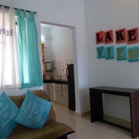 Lake View- Living Room