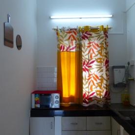 Lake view- Kitchen