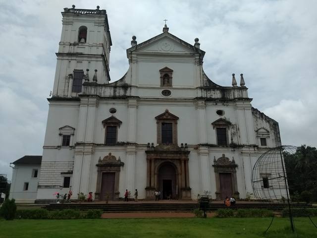 Se Cathedral facade