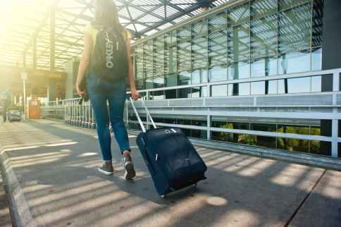 Carry more backpacks and less suitcases when travelling to Goa